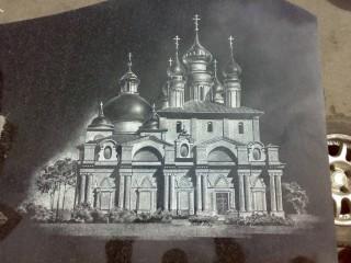 Изготовление памятников (2013 год)