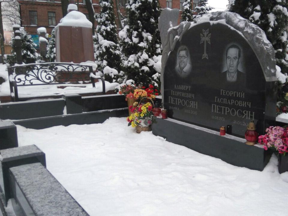 Изготовление надгробного мемориального комплекса