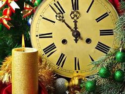 Карелгранит поздравляет Вас с Новым, 2016 годом!