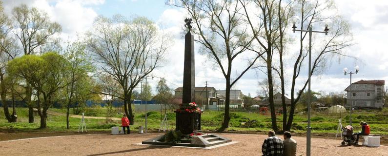 Изготовление памятника в честь 70-летия Победы для жителей Ленинградской области