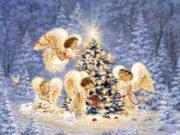 Мастерская по изготовлению памятников Поздравляет Вас с Новым годом и Рождеством!