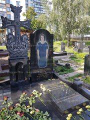 Памятники с крестом - Фото наших работ