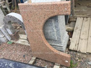 Благоустройство памятников и надгробий — изделия из гранита и натурального камня